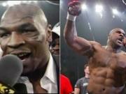 """Quái thú  MMA, 2m - 150kg: Đấm ngàn cân, Mike Tyson cũng  """" run """""""