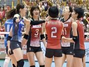 """Thể thao - Vì sao bóng chuyền nữ Nhật Bản cực mạnh: 90 giây """"phá đảo"""" siêu thách thức"""