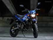 Kawasaki KSR Final Edition màu quân sự giá 38 triệu đồng lên kệ