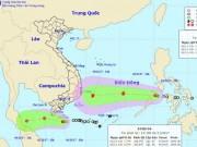 Tin tức trong ngày - Áp thấp nhiệt đới kết hợp triều cường, Nam Bộ nguy cơ ngập sâu