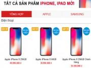 Dế sắp ra lò - SỐC: iPhone X xách tay về Việt Nam có giá đắt 100 triệu đồng?