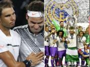 Thể thao - Thể thao kinh điển 2017: Federer hạ Nadal, Barca ngược dòng không tưởng