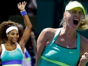 """Mỹ nhân tennis 2017, Sharapova: Đạp lên bão tố,  """" gây sự """"  cả thế giới"""