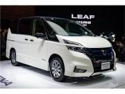 Nissan giới thiệu MPV chạy điện Serena e-POWER