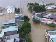 Tin tức trong ngày - Ảnh: Phú Yên chìm trong nước lũ, nhiều khu vực bị cô lập
