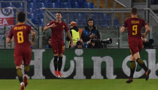 """Chi tiết AS Roma - Chelsea: Tan nát """"The Blues"""" (KT) 22"""