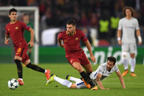 """Chi tiết AS Roma - Chelsea: Tan nát """"The Blues"""" (KT) 24"""