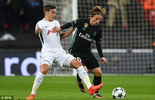 Chi tiết Tottenham - Real Madrid: Ác mộng khép lại (KT) 20