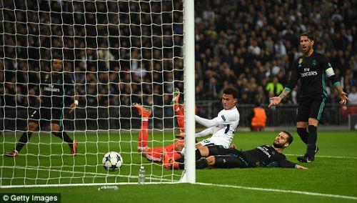 Chi tiết Tottenham - Real Madrid: Ác mộng khép lại (KT) 21
