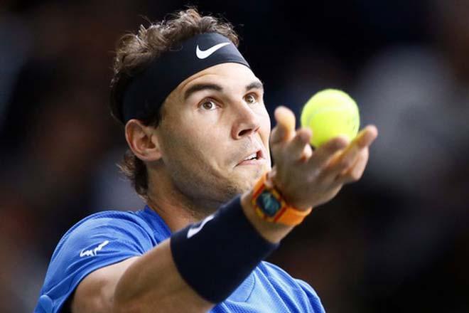 "Cập nhật Paris Masters ngày 3: Hạ ""Tiểu Federer"", Isner gặp Del Potro tứ kết 5"
