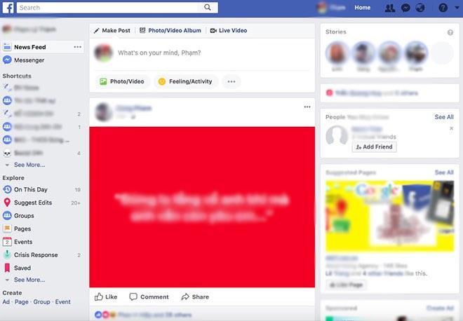 3 bước tìm lại mọi tập tin và hình ảnh đã gửi qua Facebook Messenger - 1