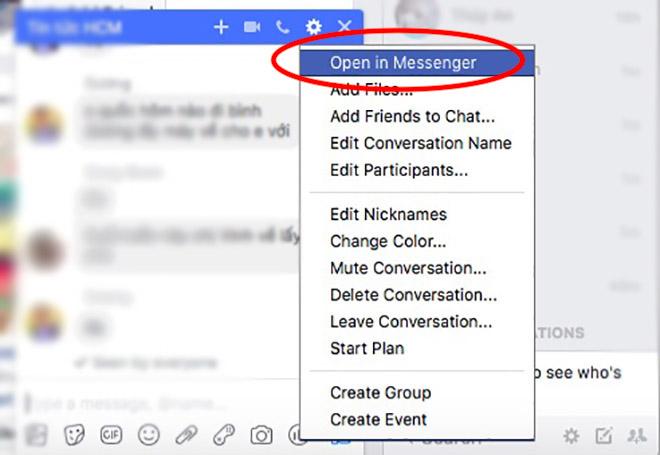 3 bước tìm lại mọi tập tin và hình ảnh đã gửi qua Facebook Messenger - 3