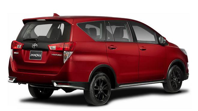 Chi tiết cấu hình Toyota Innova Venturer ở Việt Nam - 2