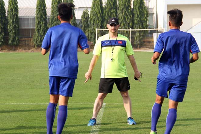 U19 Việt Nam có HLV thể lực cực chất từ Real Madrid - 1