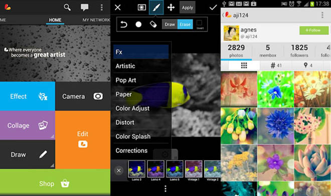 Những ứng dụng miễn phí giúp chỉnh sửa ảnh đẹp lung linh - 2