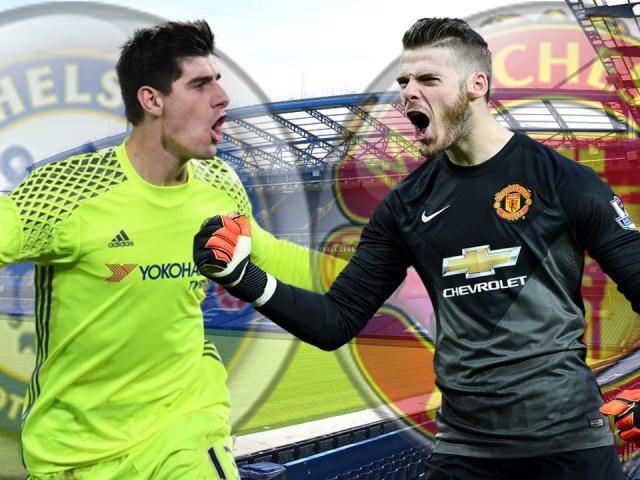"""Thư hùng Chelsea - MU: Diệu kế nào để Mourinho """"khóa"""" Hazard? 4"""