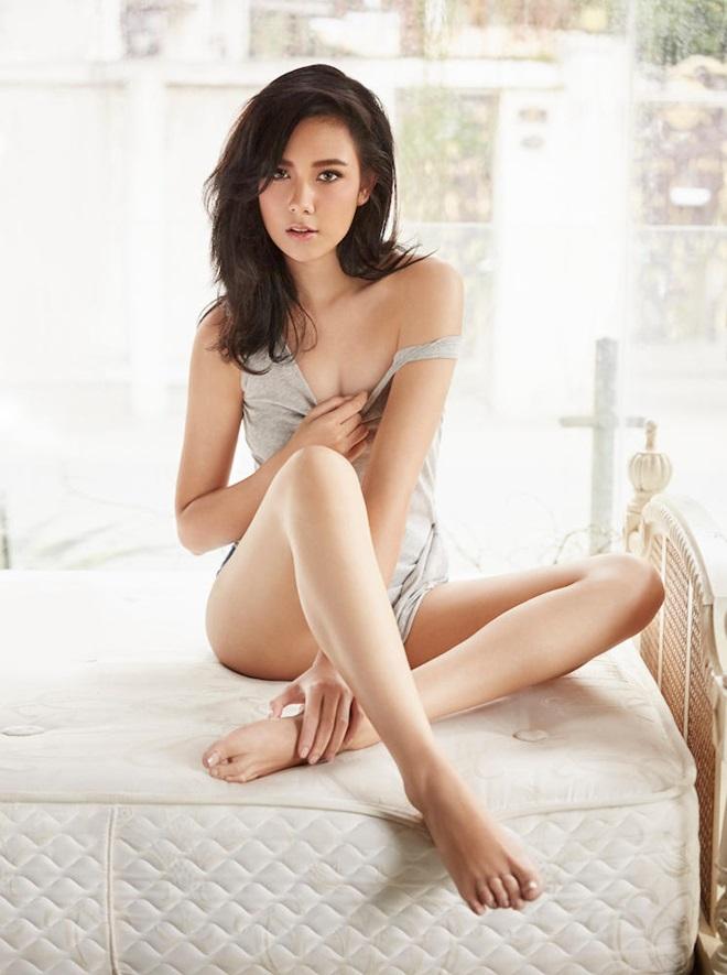 """Thiên thần sexy nhất Thái Lan khiến tạp chí Maxim """"cháy hàng"""" - 1"""