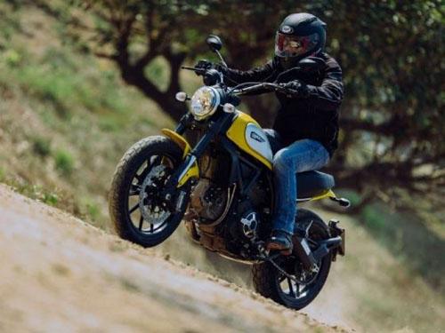 Ducati Scrambler 1100 hứa hẹn đổ bộ Triển lãm EICMA 2017 - 1