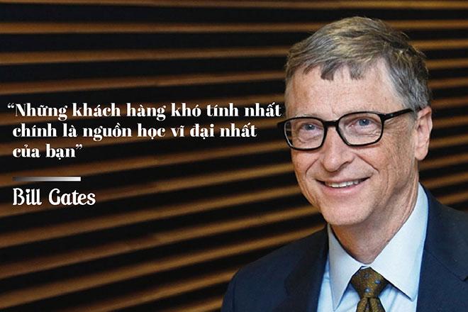 Những câu nói 'đáng giá ngàn vàng' của Bill Gates, không đọc phí cả đời - 3