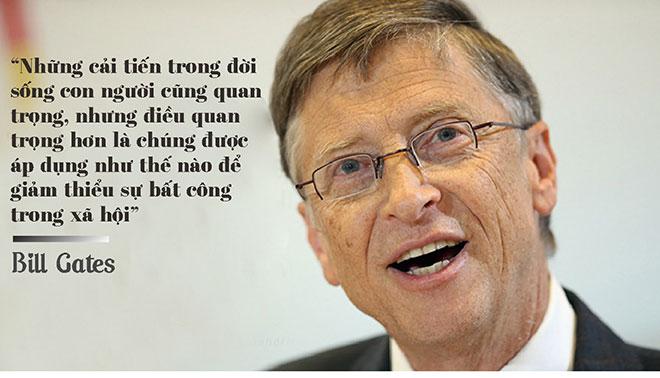 Những câu nói 'đáng giá ngàn vàng' của Bill Gates, không đọc phí cả đời - 2