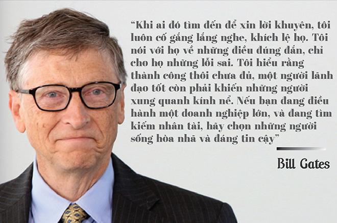 Những câu nói 'đáng giá ngàn vàng' của Bill Gates, không đọc phí cả đời - 6