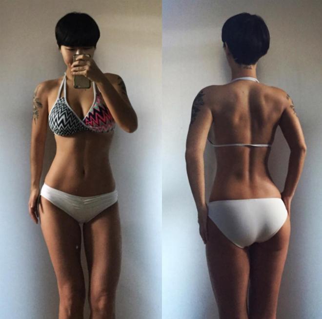 Cô gái từng bị sỉ nhục cay nghiệt vì béo giờ nóng bỏng tới khó tin - 7