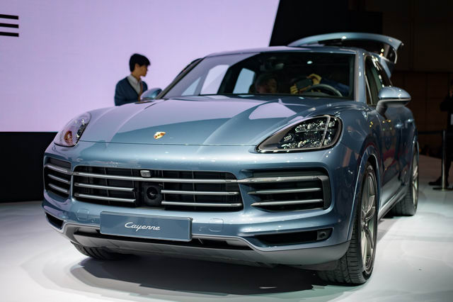 Porsche Cayenne 2018 sắp ra mắt Việt Nam - 2