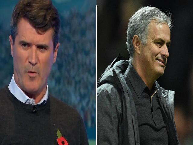 """Roy Keane """"dạy đời"""" Mourinho: Lương 9 triệu bảng, hãy im miệng & làm việc đi!"""