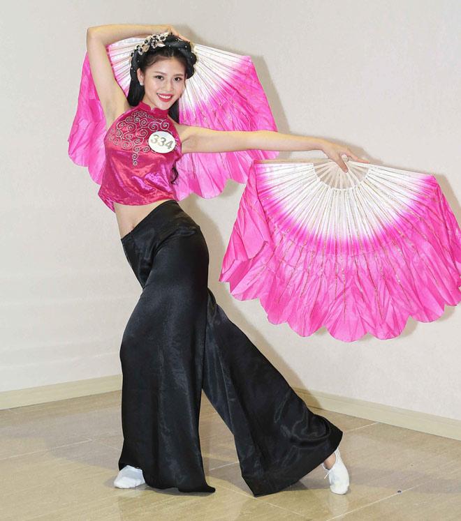 Màn múa đầy mê hoặc tại Hoa hậu Hoàn vũ Việt Nam - 1