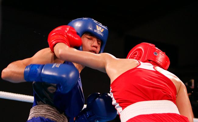 """2 người đẹp boxing Việt Nam """"vùi dập"""" cao thủ, đại thắng ở giải châu Á 11"""