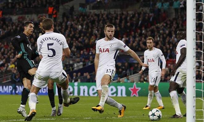 Dàn SAO Tottenham đã hành hạ nhà ĐKVĐ Real như thế nào? 9