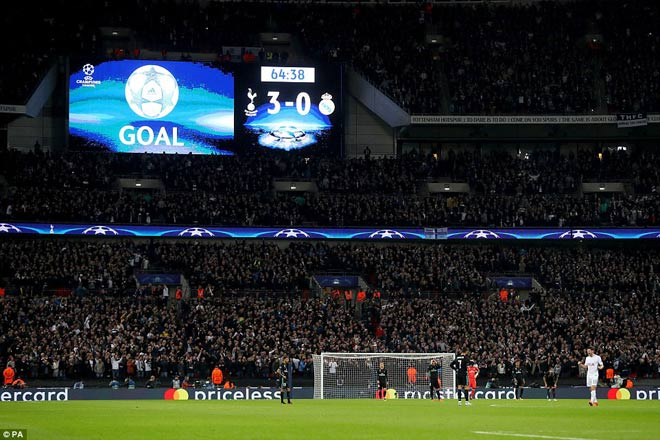 Dàn SAO Tottenham đã hành hạ nhà ĐKVĐ Real như thế nào? 8
