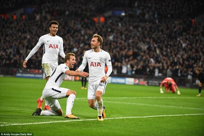 Dàn SAO Tottenham đã hành hạ nhà ĐKVĐ Real như thế nào? 7