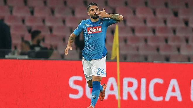 Napoli - Man City: Đôi công mãn nhãn, cơn mưa bàn thắng 1