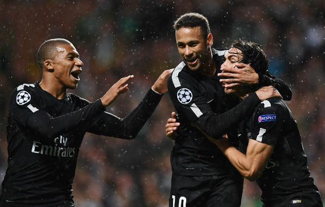 Ngoại hạng Anh bá chủ cúp C1: MU - Man City tuyên chiến Barca - Real - 3