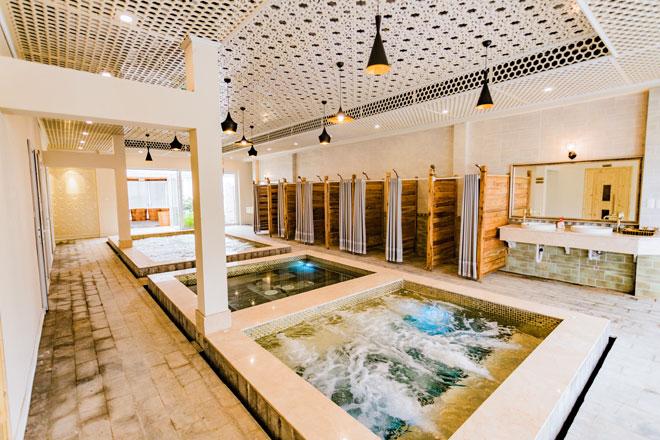 Nơi nghỉ dưỡng đặc biệt với nước khoáng nóng tăng cường sức khoẻ - 1