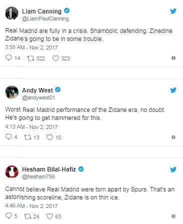 Real thua đau Tottenham: Báo Anh ngây ngất, triệu fan lo cho Zidane - 2