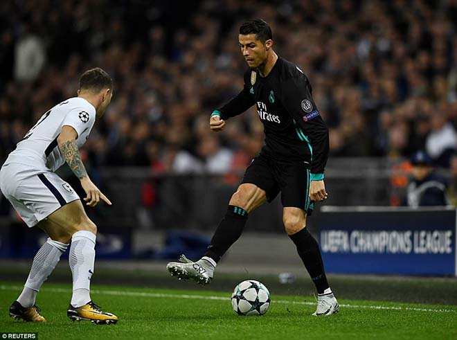 """Ronaldo """"nổ súng"""", Kane tịt ngòi: Chiến thắng vô nghĩa của CR7 1"""