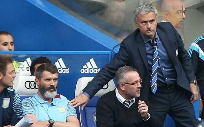 """Roy Keane """"dạy"""" Mourinho: Lương 9 triệu bảng, im miệng & làm việc đi!"""