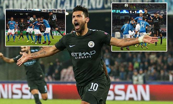 """Tiêu điểm lượt 4 Cúp C1: Ngoại hạng Anh """"gầm thét"""", La Liga xuống cấp 2"""