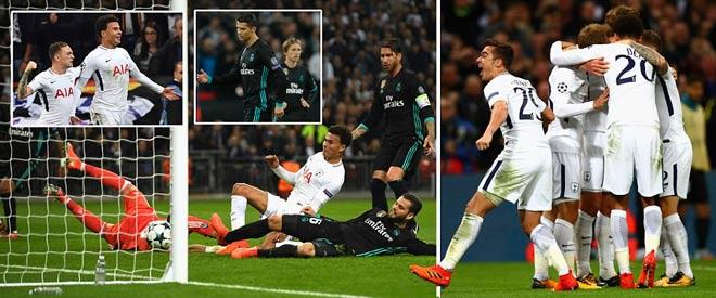 """Tiêu điểm lượt 4 Cúp C1: Ngoại hạng Anh """"gầm thét"""", La Liga xuống cấp 3"""
