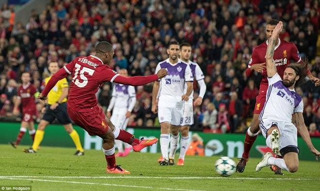 """Tuyệt tác Cúp C1: """"Hàng khủng"""" Ngoại hạng Anh che mờ Ronaldo, Benzema 11"""