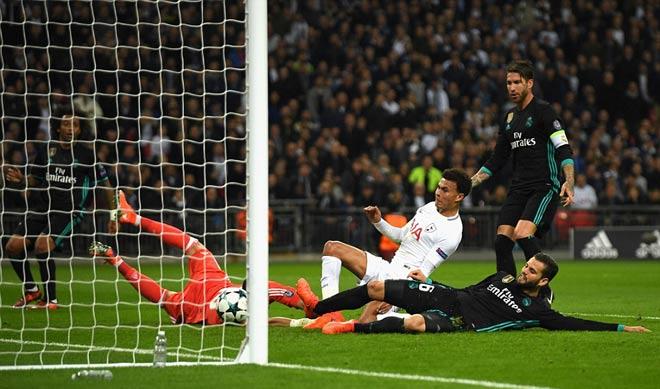 """Tuyệt tác Cúp C1: """"Hàng khủng"""" Ngoại hạng Anh che mờ Ronaldo, Benzema 1"""