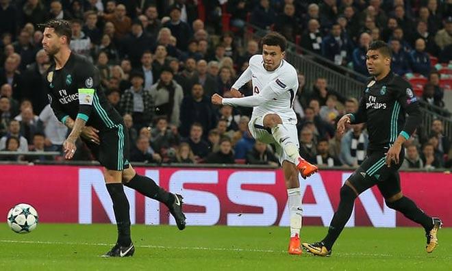 """Tuyệt tác Cúp C1: """"Hàng khủng"""" Ngoại hạng Anh che mờ Ronaldo, Benzema 2"""