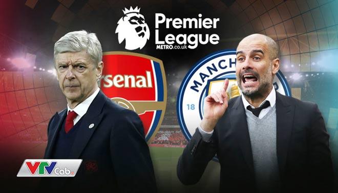 Vòng 11 Ngoại hạng Anh trên VTVcab: Arsenal gặp khó ở Etihad? 1