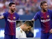 Bóng đá - Messi sợ Neymar tới Real, muốn Barca hốt thầy trò Griezmann