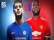 Bóng đá - Thượng đỉnh Chelsea - MU: Morata & Lukaku, từ siêu tiền đạo tới... siêu chân gỗ (P1)