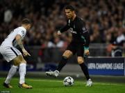 """Bóng đá - Ronaldo """"nổ súng"""", Kane tịt ngòi: Chiến thắng vô nghĩa của CR7"""