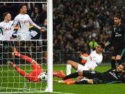 """Bóng đá - Góc chiến thuật Tottenham - Real Madrid: Cô lập Ronaldo, đôi cánh """"sát thủ"""""""