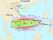 Tin tức trong ngày - TP.HCM họp khẩn trước nguy cơ ảnh hưởng bởi bão số 12